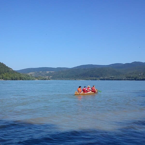 Dunakanyar vízitúrák