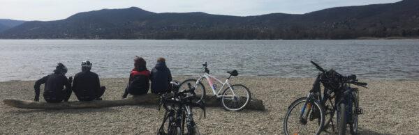 Dunakanyar biciklitúra hajózással