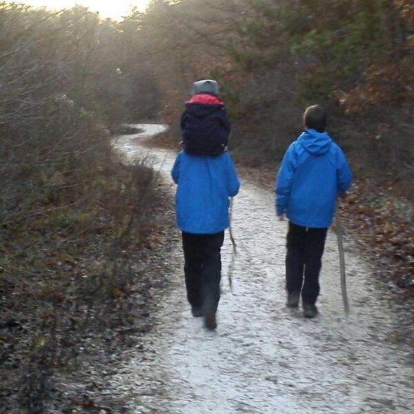 Gyalogtúrák